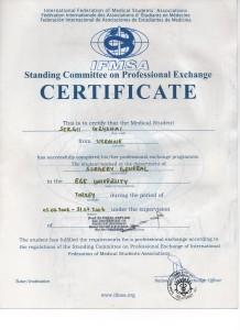 Гришай Сертификат Турция