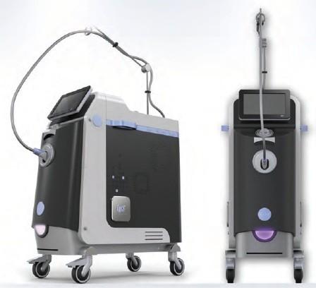 Nd: Yag laser