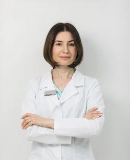 Гиндич Ольга Андреевна