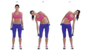 Как убрать живот с помощью упражнений | Gold Laser