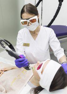 Курс лазерной эпиляции для разных участков тела